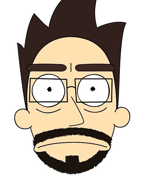 Profile Picture Spydir In The Style Of Rick Amp Morty